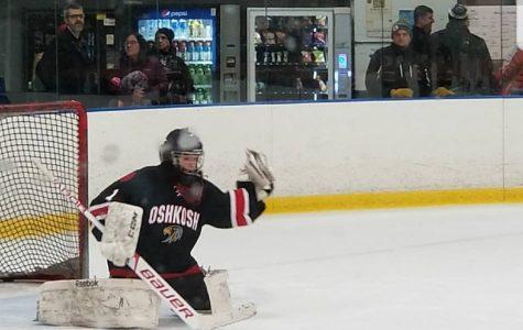 Klett, Ice Hawks skating for success