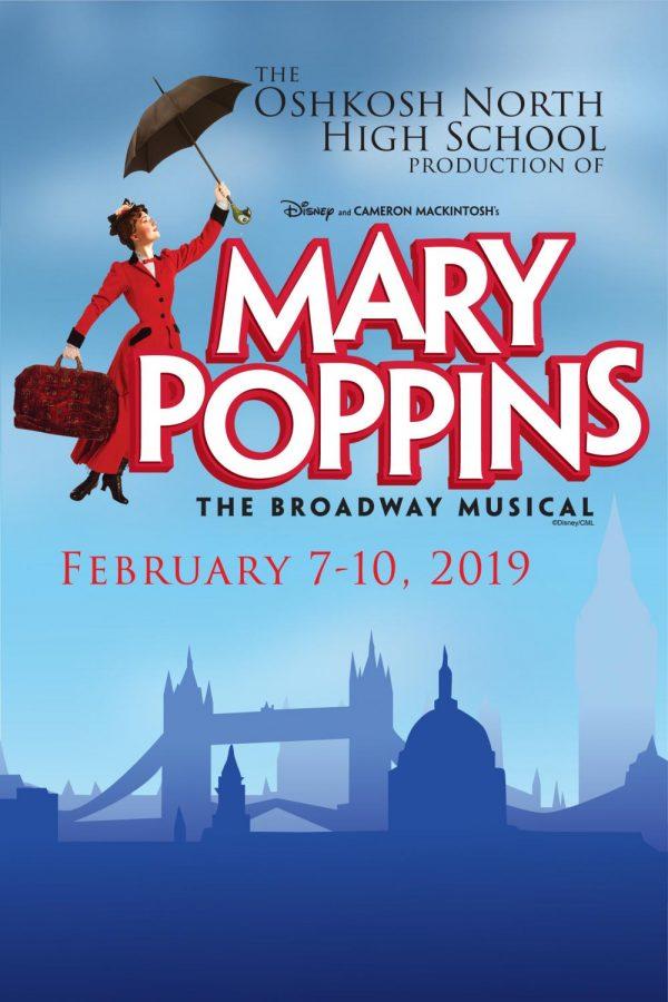 Oshkosh North presents Mary Poppins