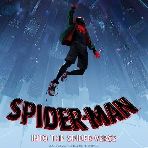 Spiderman: Into the Spider-Verse quickly swings to the top of animation