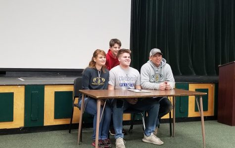 Palmquist signs to Concordia