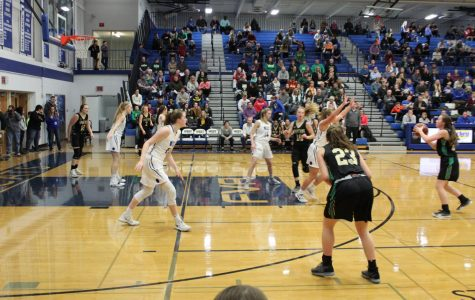 Spartan girls defeat Wildcats