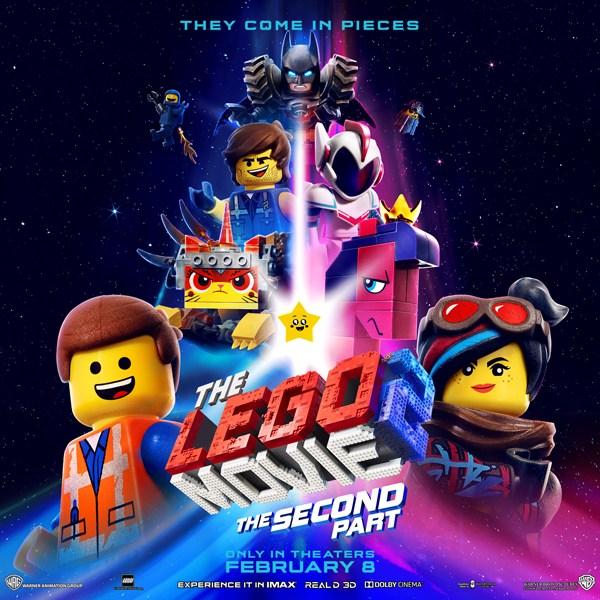 The LEGO Movie 2 stacks up to the original