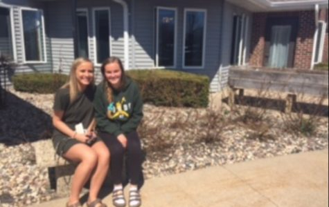 Bridging the gap: Communities at Oshkosh North Students go into nursing homes and interact with the residents