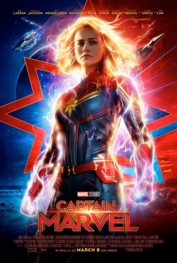 Captain Marvel blasts her way to theaters across America