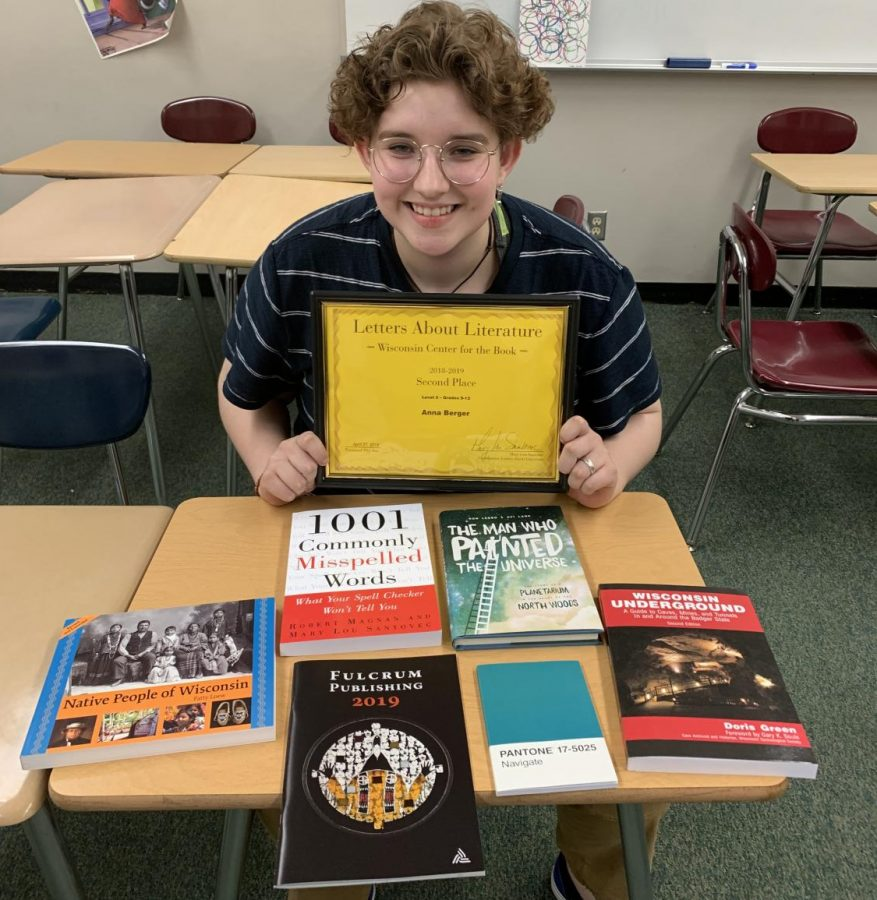 North's Letters About Literature winners