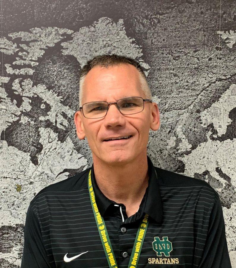 Meet Assistant Principal Mr. Moore