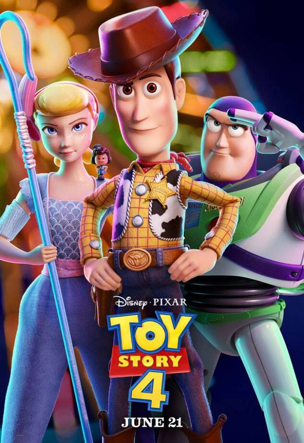 Mini-review: Toy Story 4