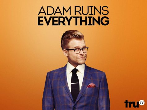"""Hi, I'm Adam Conover, and this is Adam Ruins Everything"""