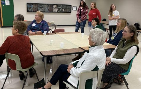 Retirees celebrated with luncheon