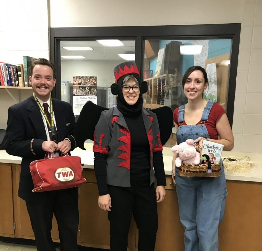 Mr. Schierl, Ms. Grine, and Ms. Duffy