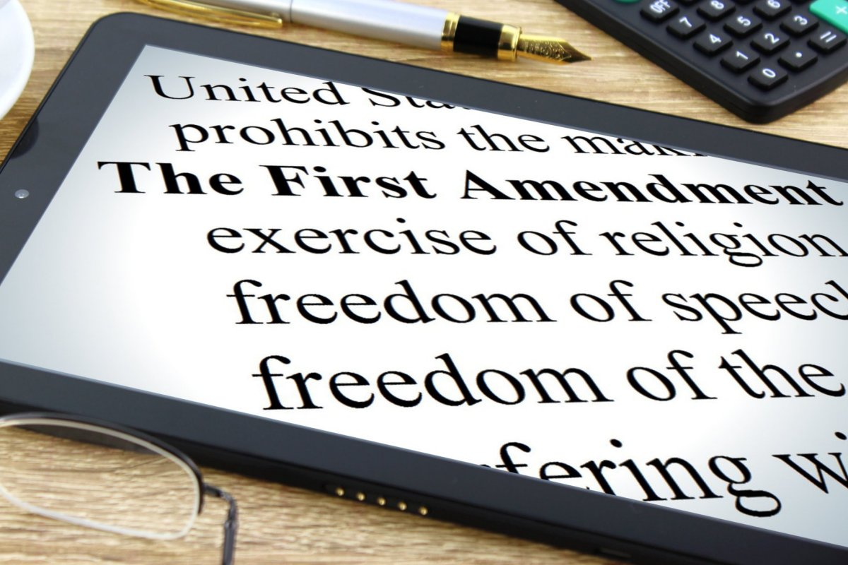 Editorial: Students' first amendment rights under attack