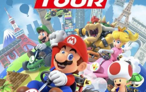 Mario Kart Tour stuck in 50cc