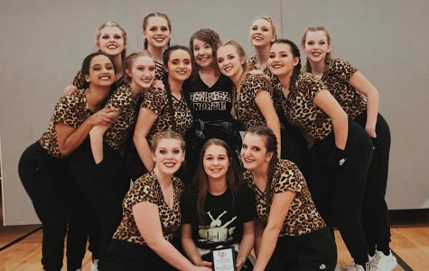Girls dance their way to State