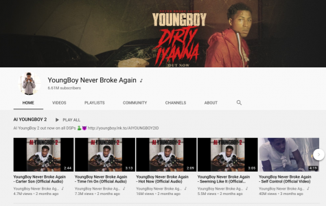 NBA Youngboy escapes pain, poverty through YouTube