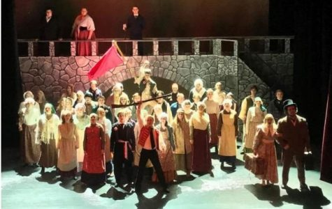 Les Miserables opens Thursday Feb. 13