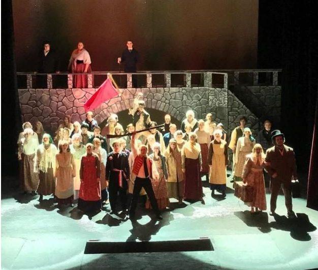 Les Miserables opens Thursday Feb. 13