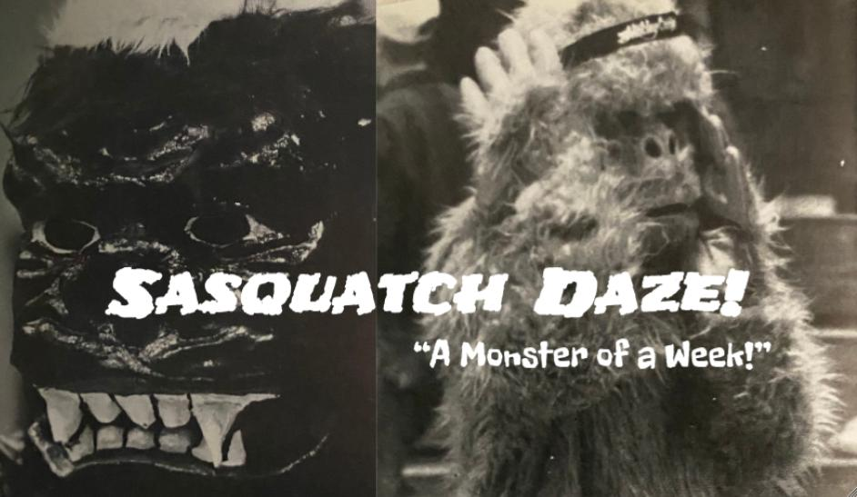 The Mystery of Sasquatch Daze