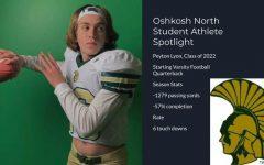 Student Athlete spotlight: Senior Peyton Lyon