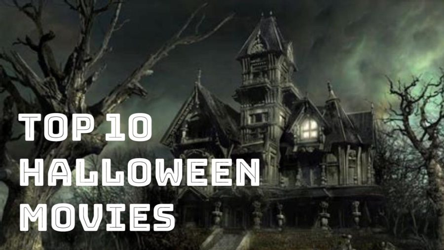 Top 10 movies for Halloween 2021